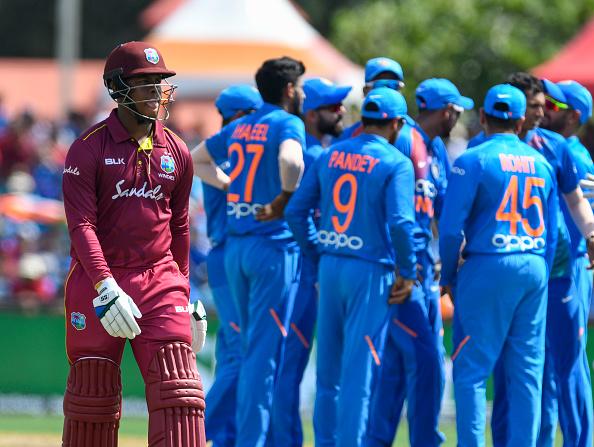 IND vs WI: 1st T20I: स्टैट्स: मैच में बने कुल 13 रिकॉर्ड, पहले ही मैच में नवदीप सैनी ने रचा इतिहास 2