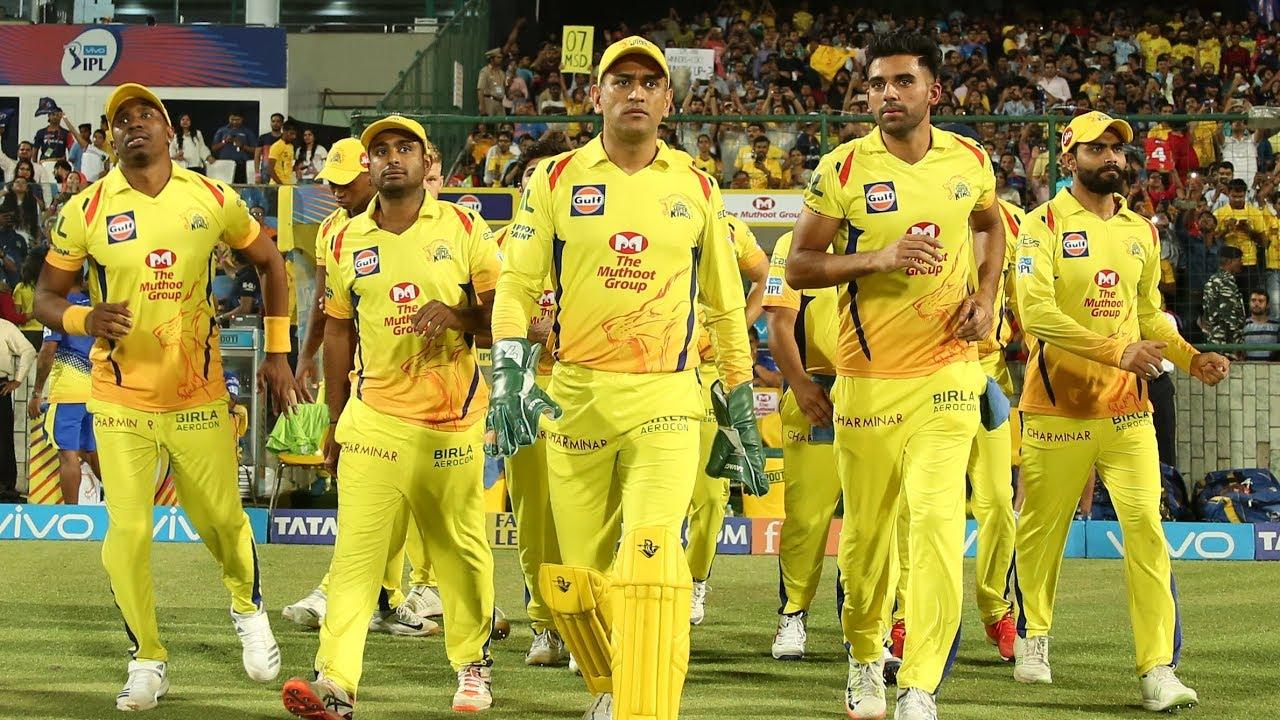तीन खिलाड़ी जिन्हें आईपीएल 2020 से पहले चेन्नई सुपर किंग्स कर सकती है रिलीज 12