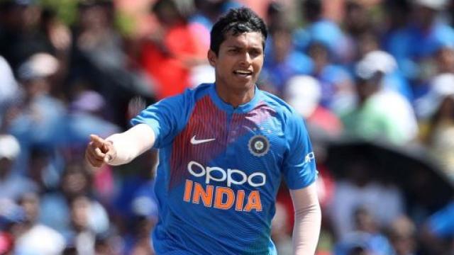 नवदीप सैनी ने न्यूजीलैंड के इस खिलाड़ी को बताया गेंदबाजी करने के लिए मुश्किल बल्लेबाज 8