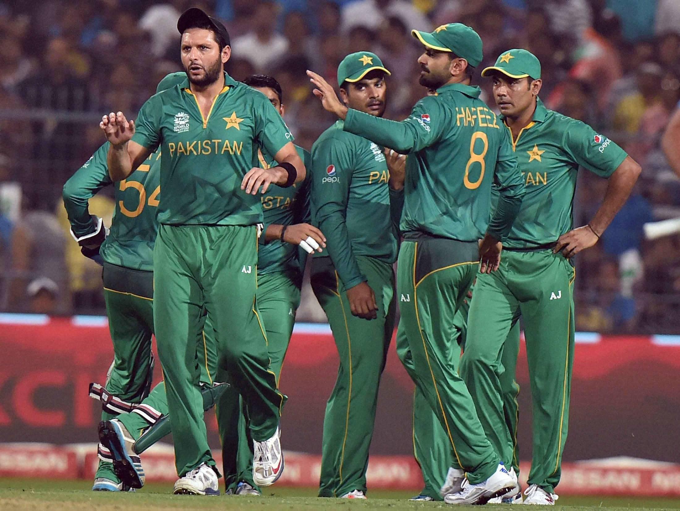 पाकिस्तान क्रिकेटर
