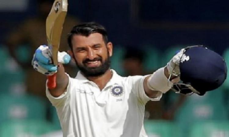 भारत के टेस्ट स्पेशलिस्ट खिलाड़ी चेतेश्वर पुजारा ने इन्हें दिया भारत के नंबर 1 टेस्ट टीम होने का श्रेय