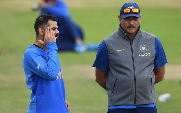 रवि शास्त्री कब तक रहेंगे भारतीय टीम के कोच? सौरव गांगुली ने दिया जवाब 2
