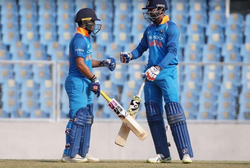 दक्षिण अफ्रीका के खिलाफ वनडे सीरीज के लिए इंडिया ए की टीम घोषित, कई नए नामों को मौका 3