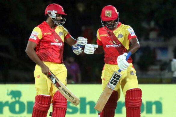TNPL19- इन 4 टीमों ने किया टीएनपीएल के प्ले ऑफ में प्रवेश, इस टीम के विजेता बनने की सम्भावना 20