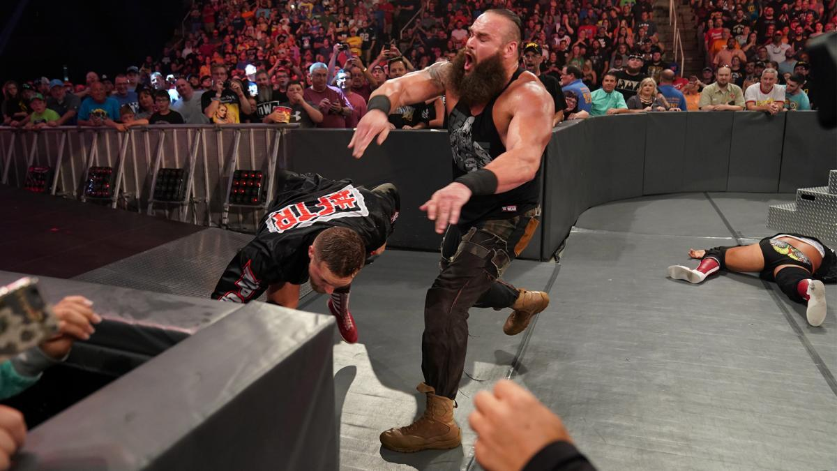 WWE RAW: 16 September 2019 Result 3