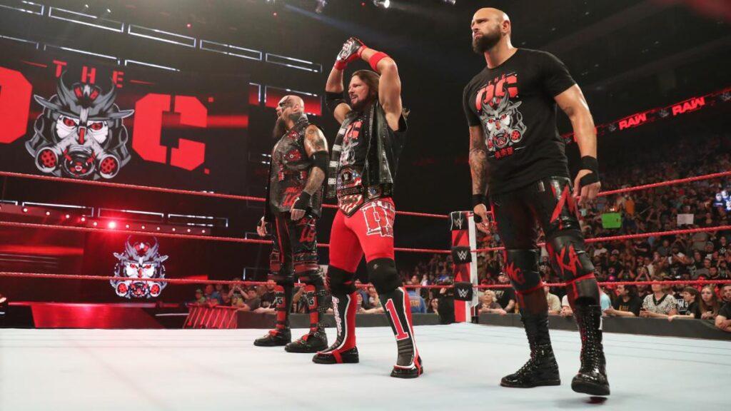 WWE RAW: 16 सितंबर 2019 रिजल्ट 11