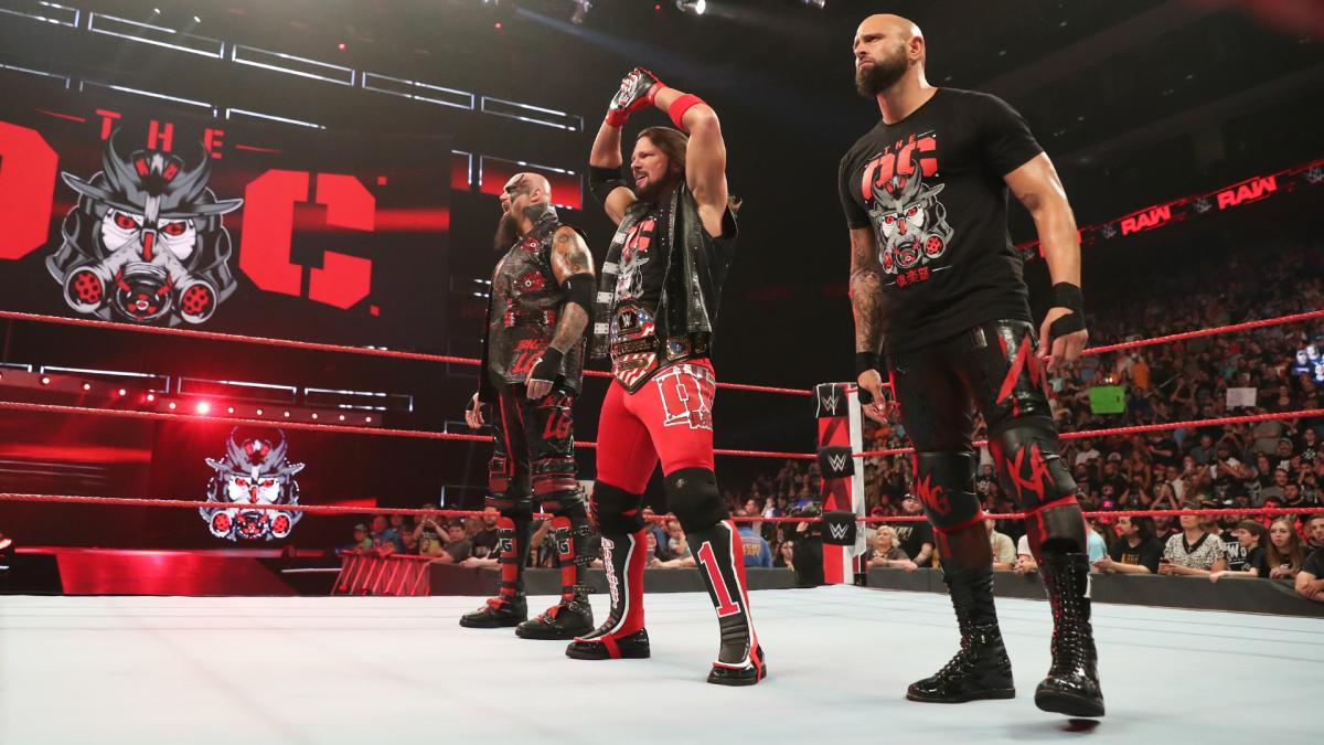 WWE RAW: 16 सितंबर 2019 रिजल्ट 12