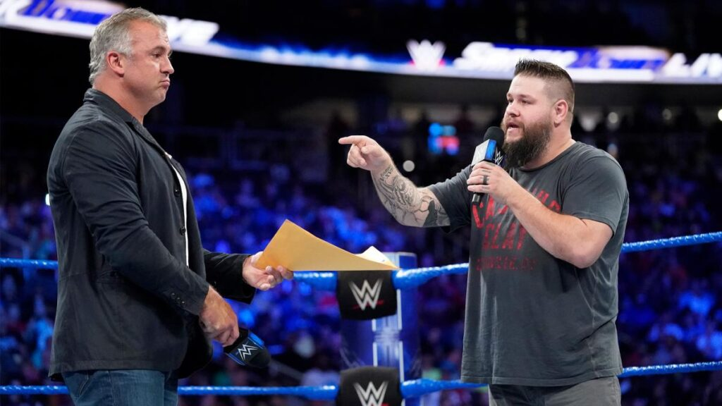 WWE स्मैकडाउन: 17 सितंबर 2019 रिजल्ट, आज हुआ कुछ ऐसा छीन सकती है शेन मैकमोहन की कुर्सी 11