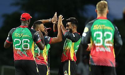सीपीएल 2019- एविन लुईस ने फिर खेली तूफानी पारी, मात्र 30 गेंदों में बना डाले इतने रन 4