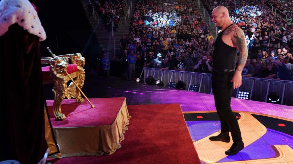 WWE RAW: 16 September 2019 Result 5