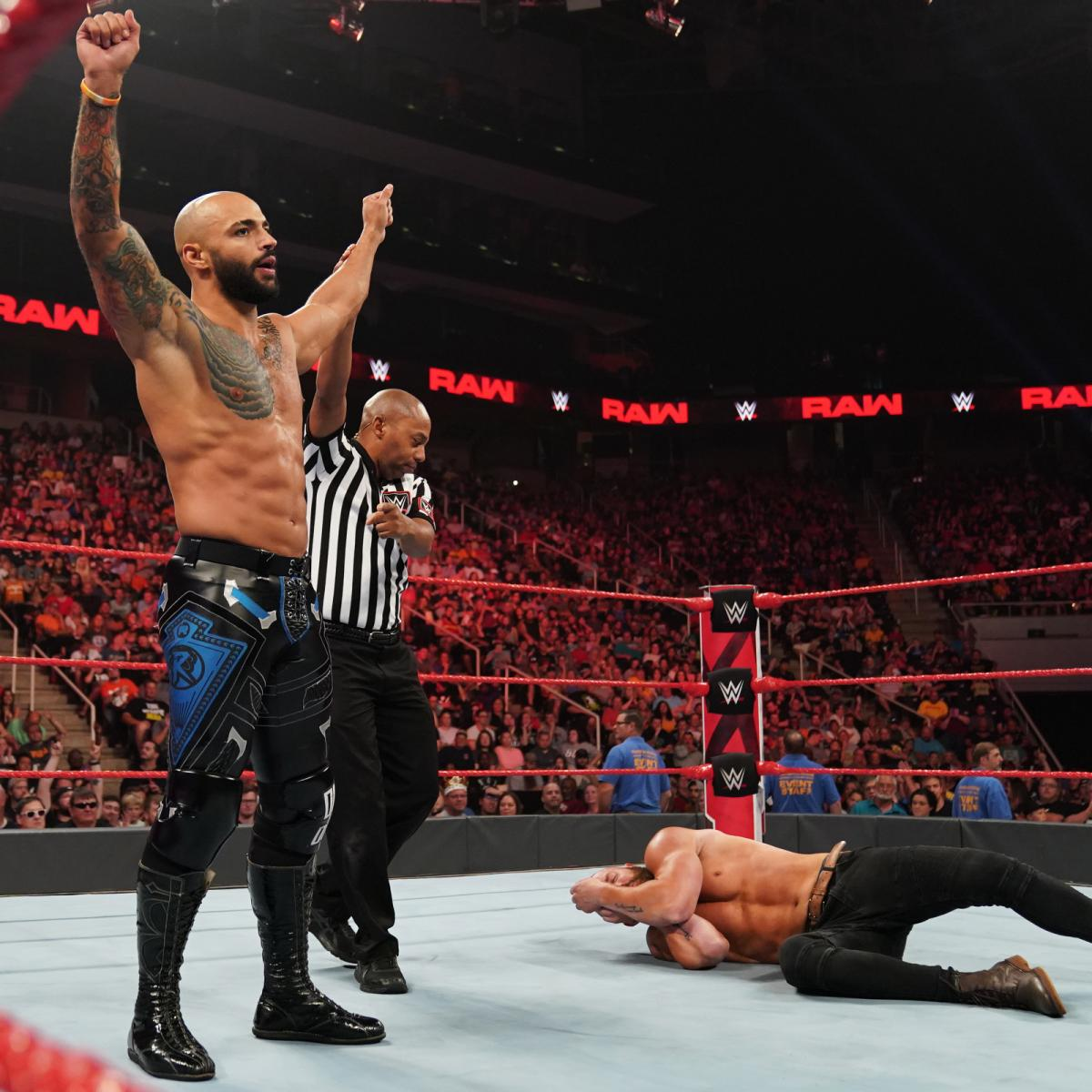 WWE RAW: 16 September 2019 Result 6