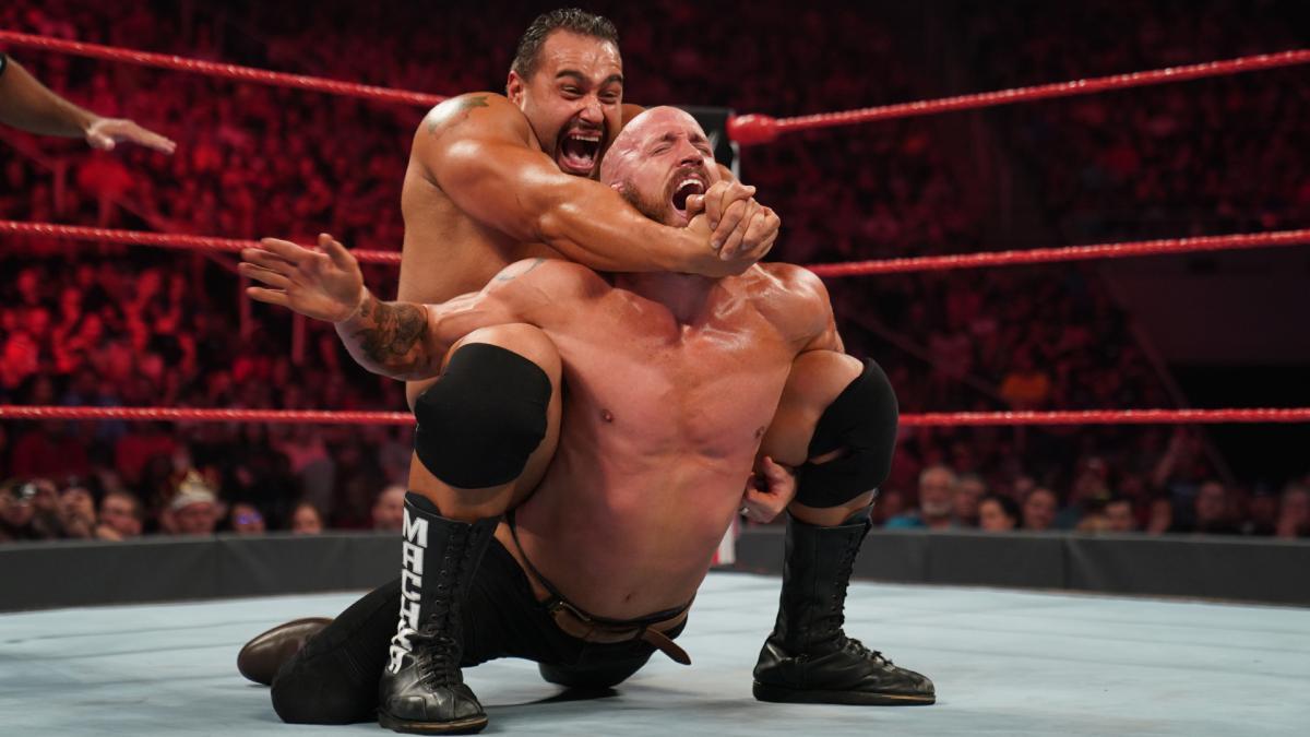WWE RAW: 16 September 2019 Result 8