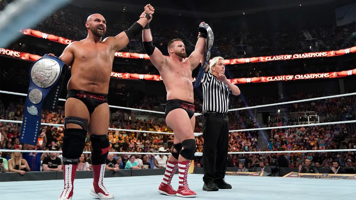 WWE PPV Clash of Champions Result 6