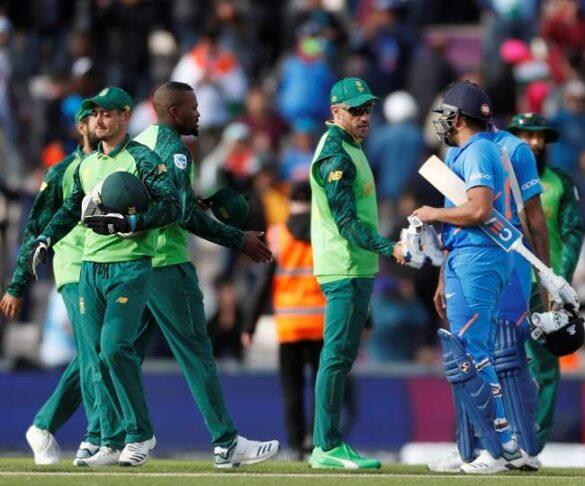 कोरोना वायरस की वजह से भारत-साउथ अफ्रीका वनडे सीरीज को किया गया रद्द 33