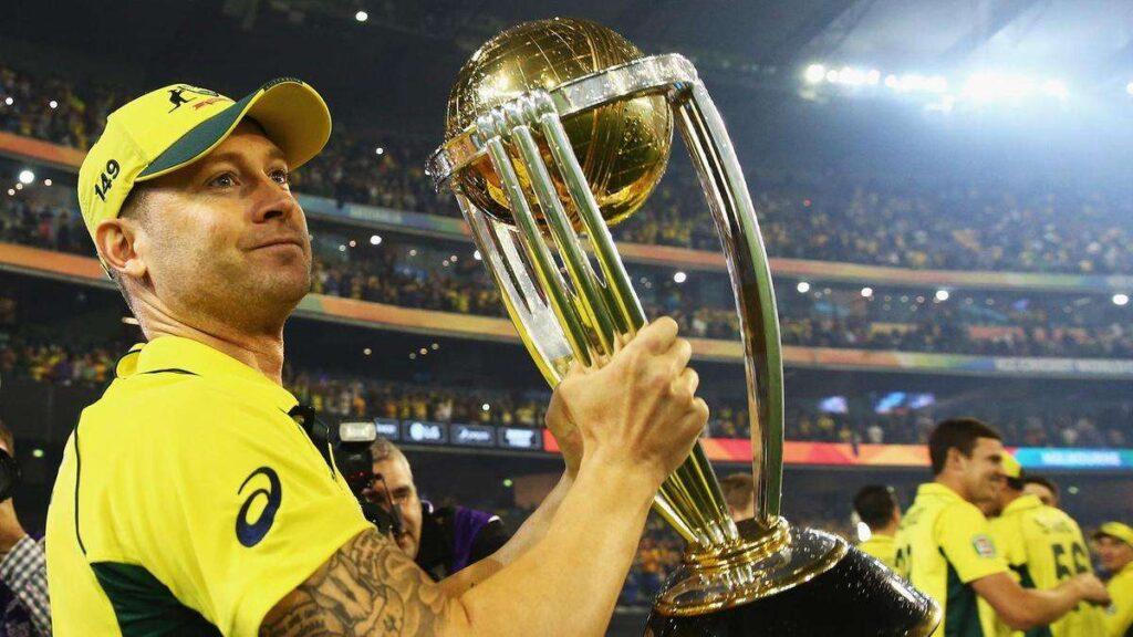 माइकल क्लार्क ने बताया, विश्व कप 2015 जीत का असली फार्मूला 2