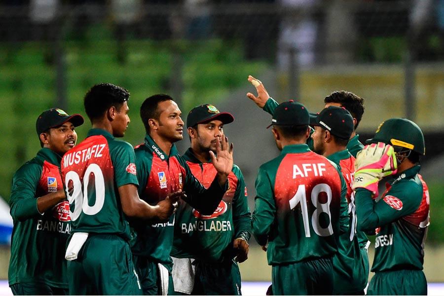 बांग्लादेश ने त्रिकोणीय सीरीज के अंतिम दो मैचों के लिए टीम में किये कई बड़े बदलाव 9