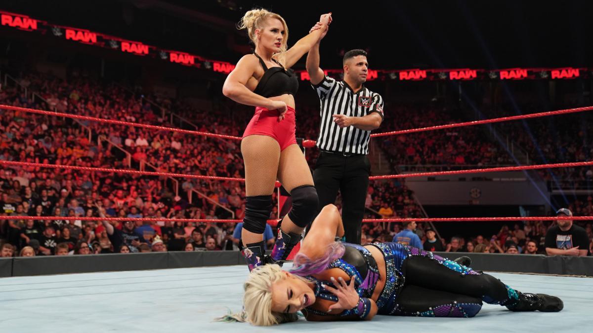 WWE RAW: 16 September 2019 Result 12