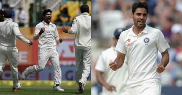 भुवनेश्वर कुमार को क्यों नहीं मिला जसप्रीत बुमराह की जगह टेस्ट टीम में मौका? वजह आया सामने 7