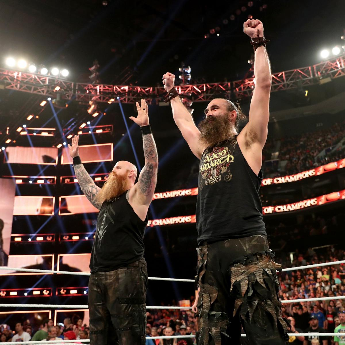 WWE PPV Clash of Champions Result 12