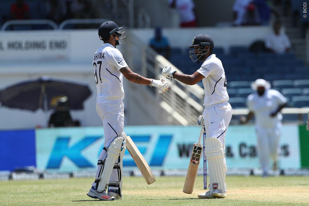 WIvIND: जमैका टेस्ट में भारत की पहली पारी 416 रनों पर सिमटी 2
