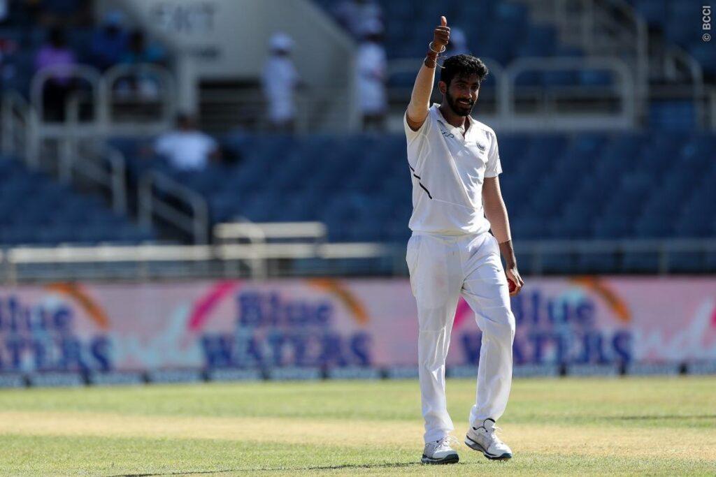 INDvsWI : STATS : मैच के दूसरे दिन बने 10 रिकॉर्डस, जसप्रीत बुमराह ने बना डाले कई विश्व रिकॉर्ड 4