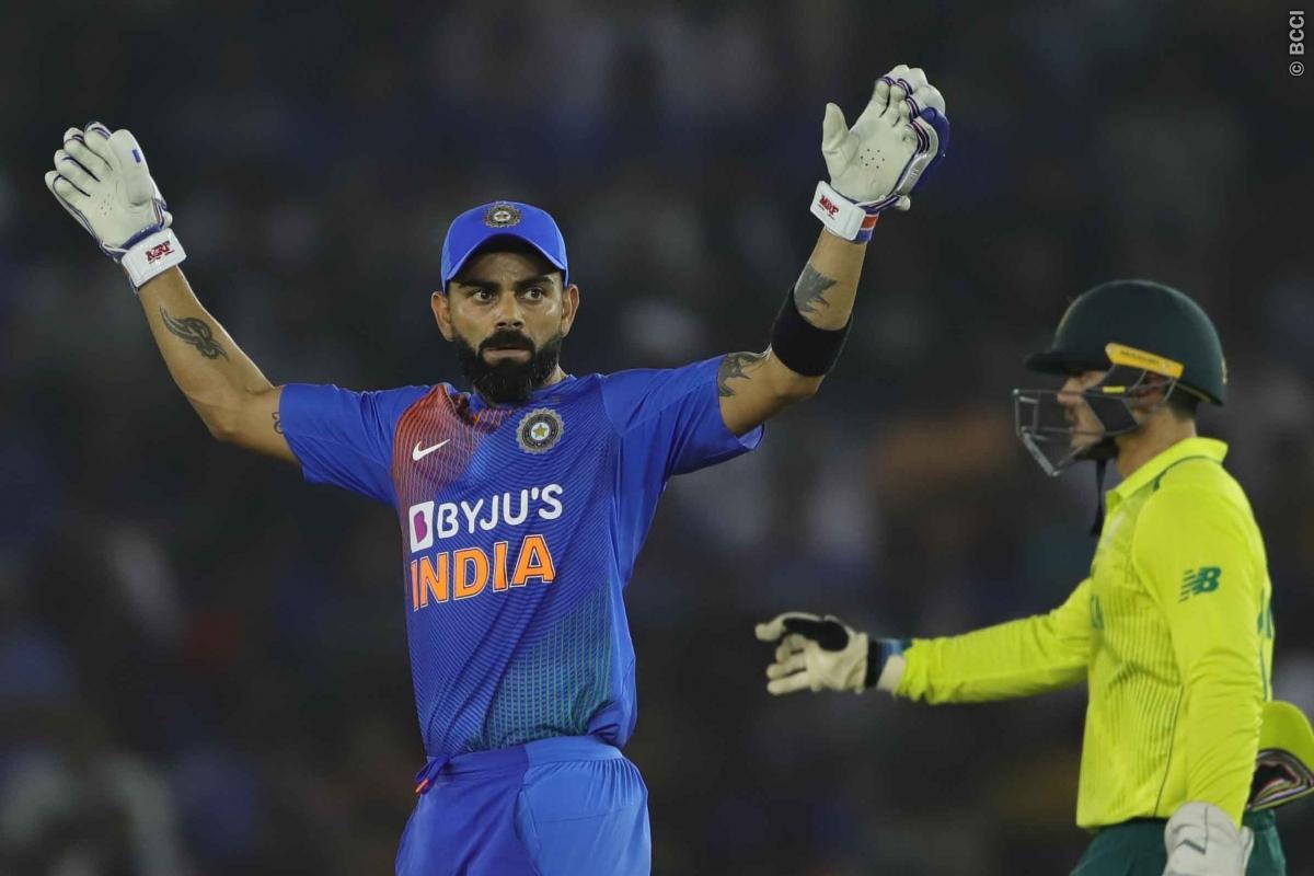IND vs SA : जीत के बाद सोशल मीडिया पर छाएं विराट कोहली, ऋषभ पंत का उड़ा जमकर मजाक 1