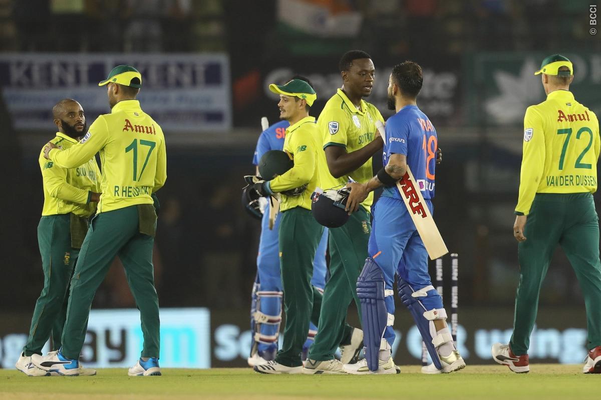 हार के बाद बोलो दक्षिण अफ्रीकी दिग्गज, भारतीय टीम ने हमें अच्छा पाठ सिखाया 6