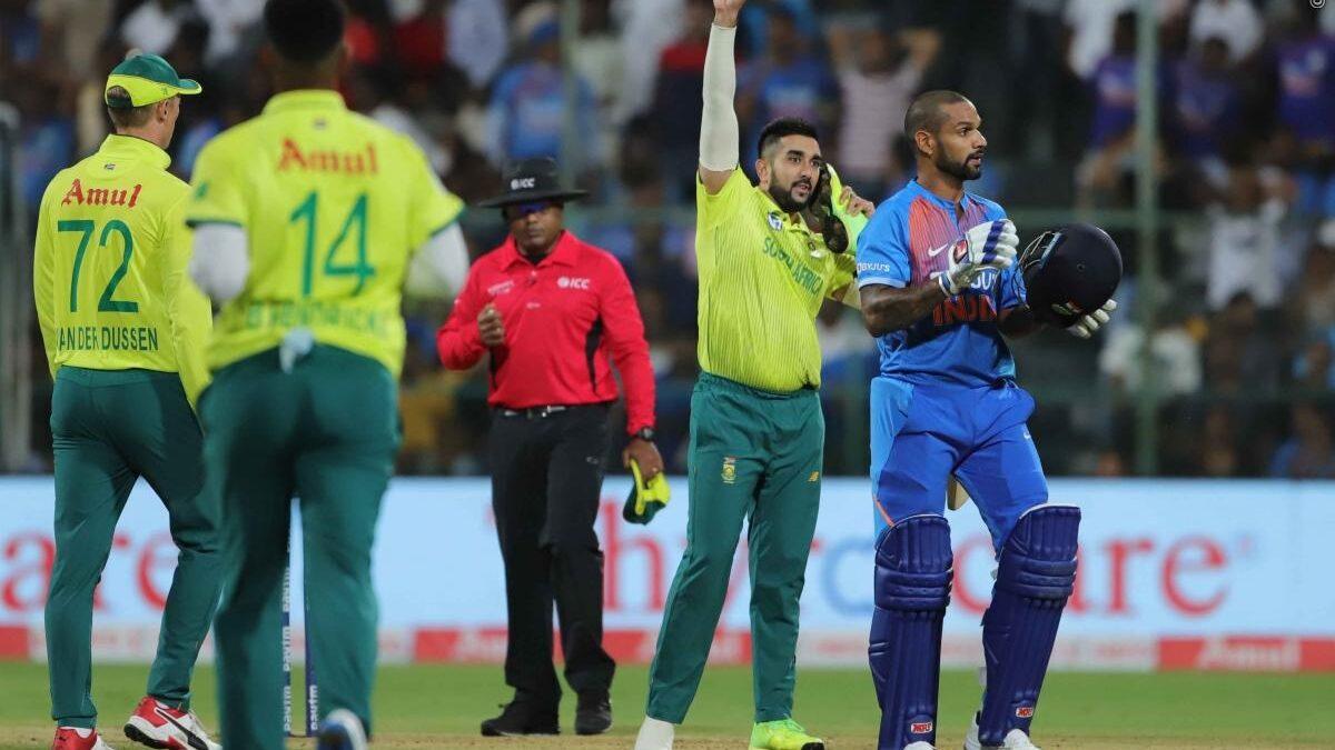 भारत के दक्षिण अफ्रीका के खिलाफ तीसरे टी20 मैच में हार के ये हैं 5 प्रमुख वजह