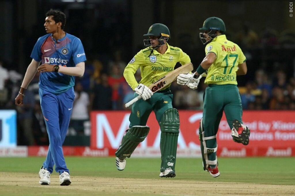 IND vs SA : विराट कोहली ने बताया भारतीय टीम की हार का असली कारण 2