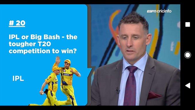 ऑस्ट्रेलियाई दिग्गज माइक हसी ने आईपीएल और बीबीएल में इसे जीतना माना सबसे कठिन 3