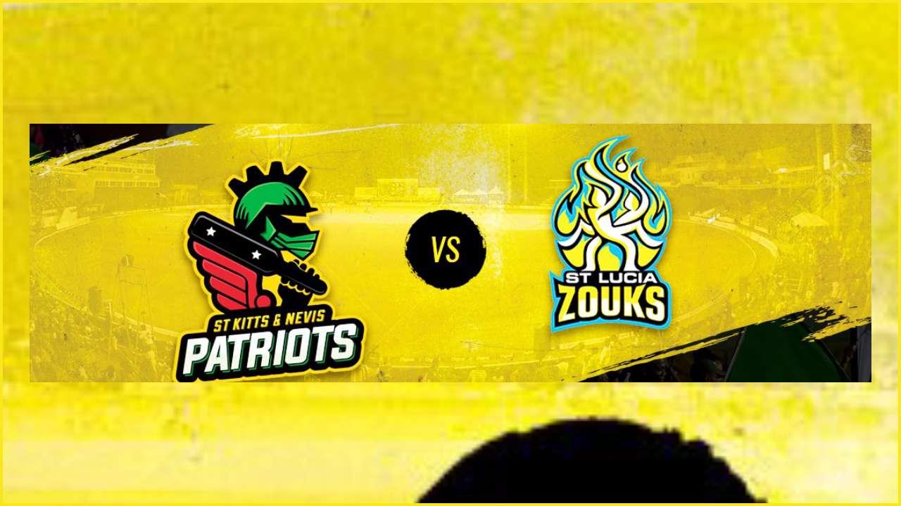 सीपीएल 2019- एविन लुईस ने फिर खेली तूफानी पारी, मात्र 30 गेंदों में बना डाले इतने रन 2
