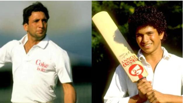 भारत के महान बल्लेबाज सचिन तेंदुलकर ने अब्दुल कादिर को बताया अपने समय का महान स्पिनर 1