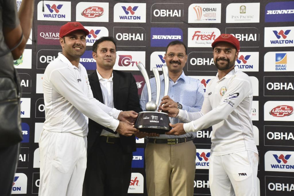 BANvAFG: मैच में बने 8 बड़े रिकॉर्ड्स, ऐसा करने वाले दुनिया के पहले और एकलौते खिलाड़ी बने राशिद खान 7