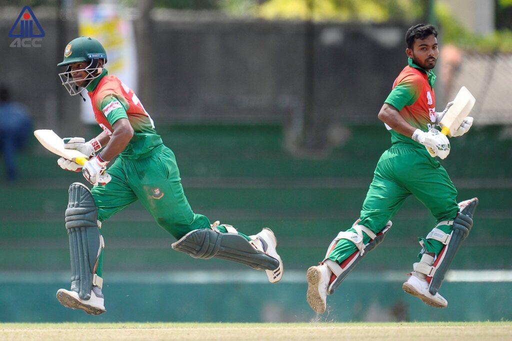 अंडर-19 एशिया कप 2019: सेमीफाइनल की टीमें हो गई पक्की, देखें शेड्यूल किस टीम से होगा भारत का मुकाबला 3