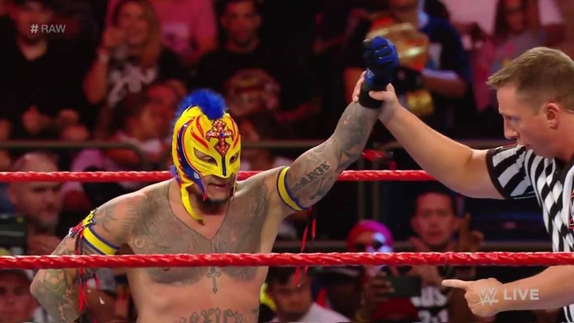 WWE RAW Result: 9 September 2019 4