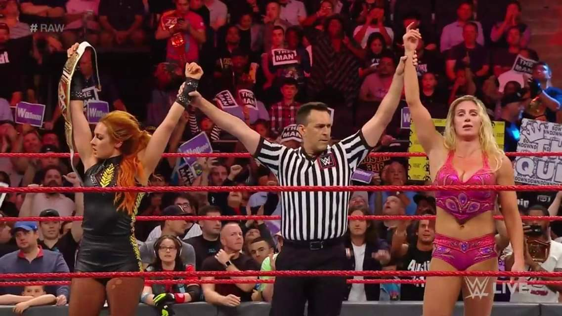 WWE RAW Result: 9 September 2019 3