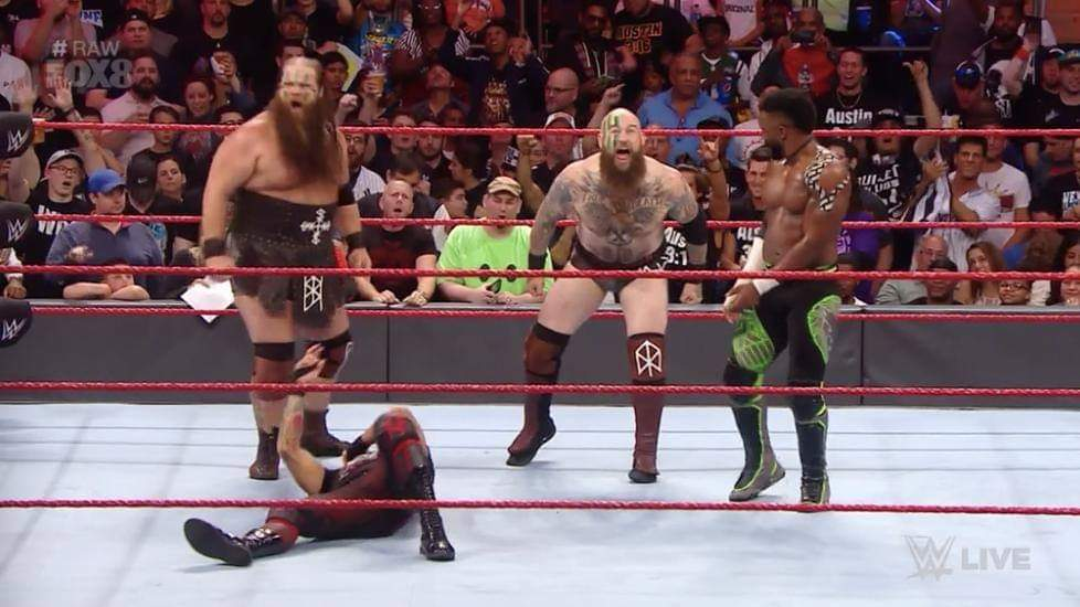 WWE RAW Result: 9 September 2019 2