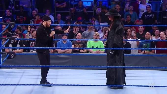 WWE SmackDown: 10 September 2019 Result 2