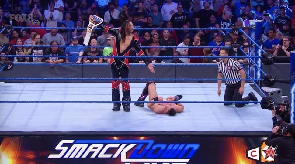 WWE SmackDown: 10 September 2019 Result 3