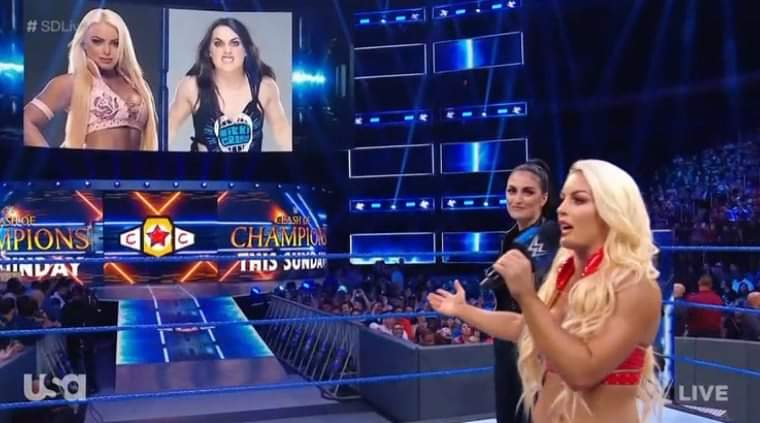 WWE SmackDown: 10 September 2019 Result 4