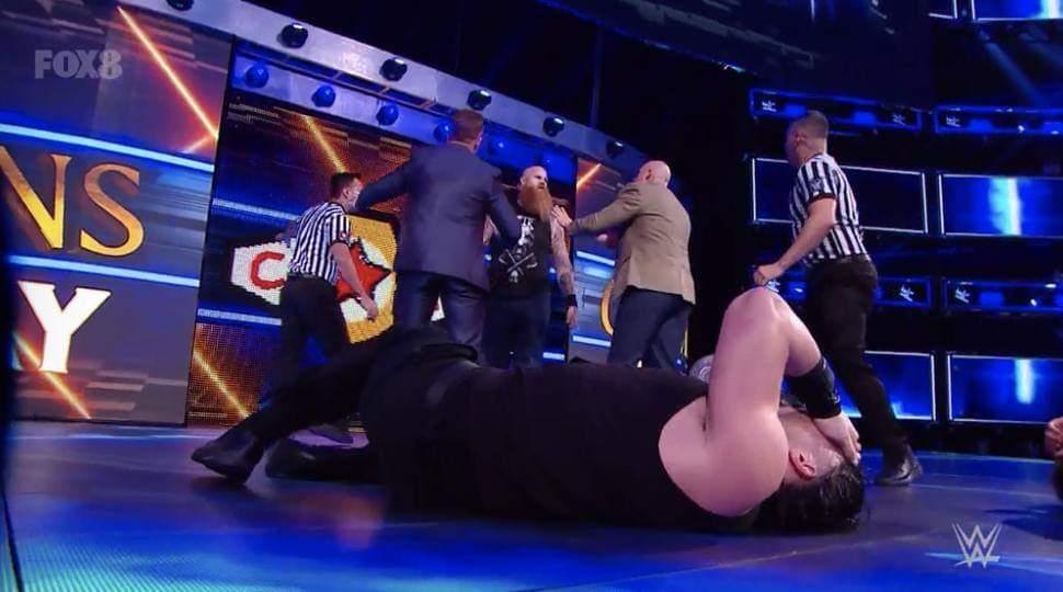 WWE SmackDown: 10 September 2019 Result 6