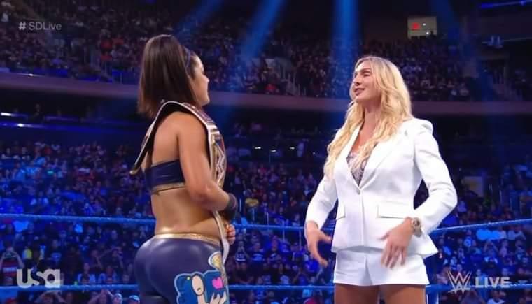WWE SmackDown: 10 September 2019 Result 8