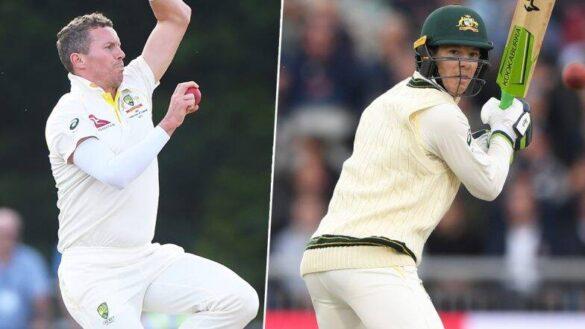 टिम पेन का खुलासा अंतिम टेस्ट में अंगूठा टूटने के बाद भी खेलते रहे 16