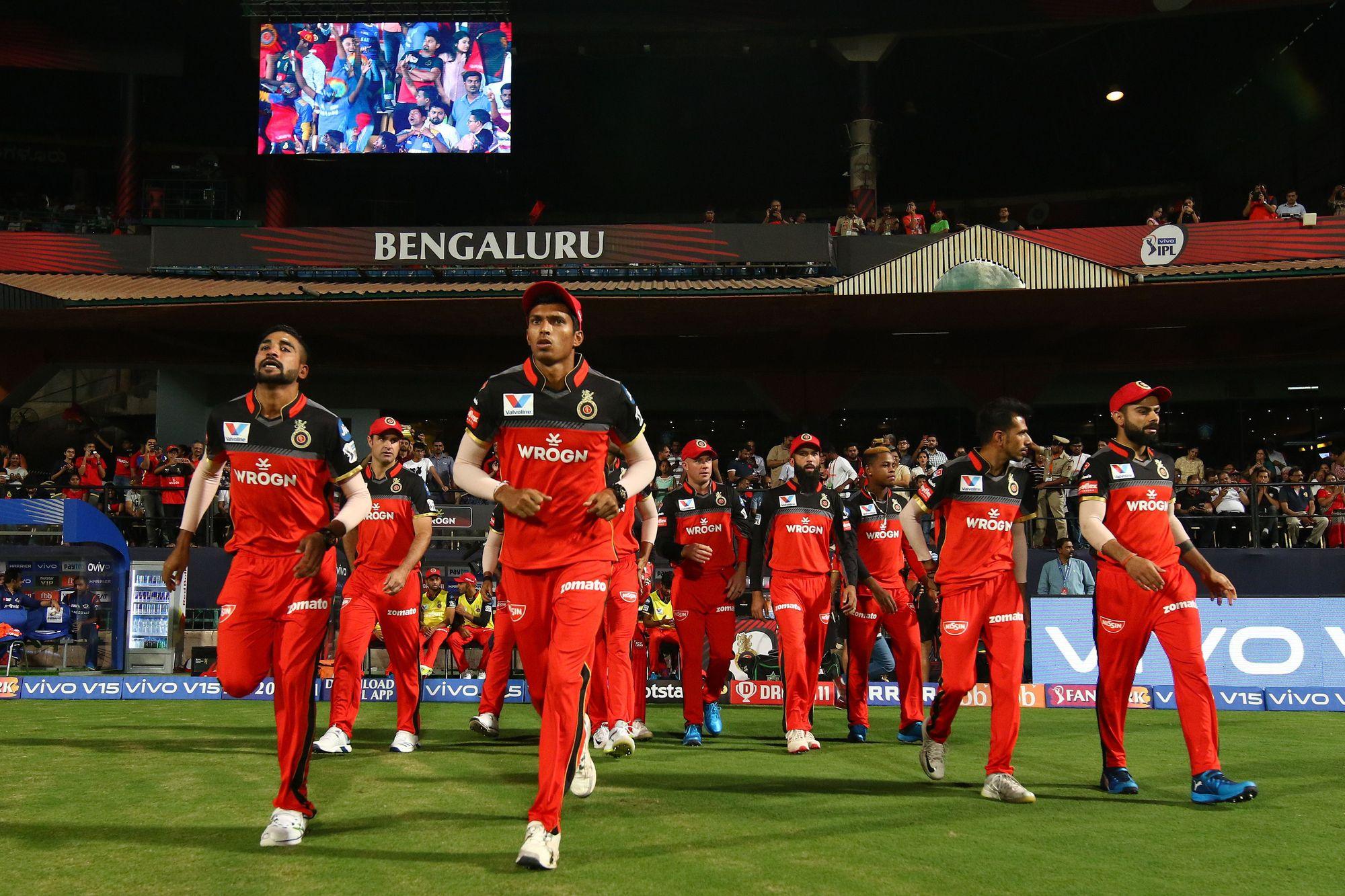 आईपीएल 2020: रॉयल चैलेंजर्स बैंगलोर ने नये सपोर्ट स्टाफ का किया ऐलान, कई बड़े नाम जोड़े 4