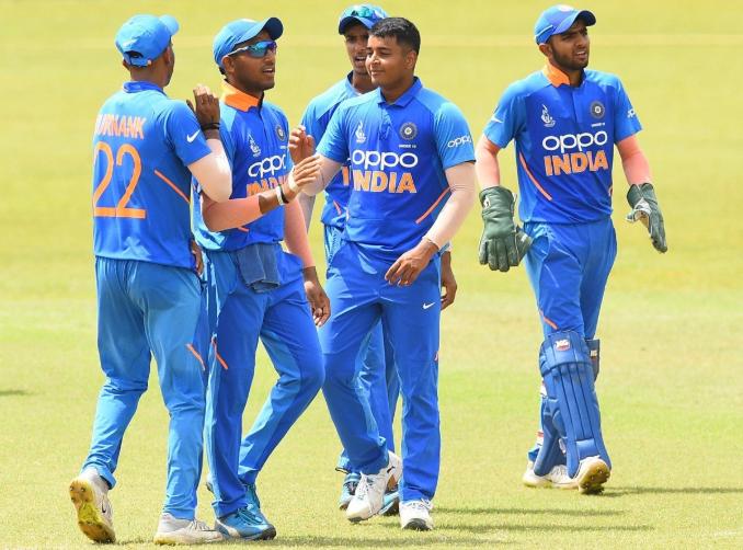 अंडर-19 एशिया कप 2019: सेमीफाइनल की टीमें हो गई पक्की, देखें शेड्यूल किस टीम से होगा भारत का मुकाबला 2