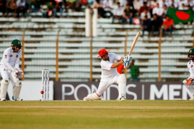 BANvAFG: कप्तान राशिद खान के आलराउंडर प्रदर्शन से अफगानिस्तान ने बांग्लादेश को 224 रनों से हराकर रचा इतिहास 3