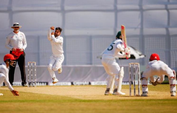 BANvAFG: कप्तान राशिद खान के आलराउंडर प्रदर्शन से अफगानिस्तान ने बांग्लादेश को 224 रनों से हराकर रचा इतिहास 2