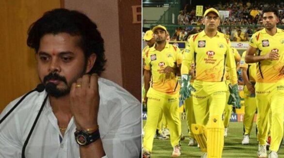 एस श्रीसंत ने इन 4 टीमों को बताया, आईपीएल 2020 के प्लेऑफ़ का दावेदार 11