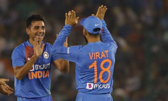 IND vs SA: मुझे नहीं पता विराट भईया लगातार इतना शानदार प्रदर्शन कैसे कर पाते हैं : दीपक चाहर 3