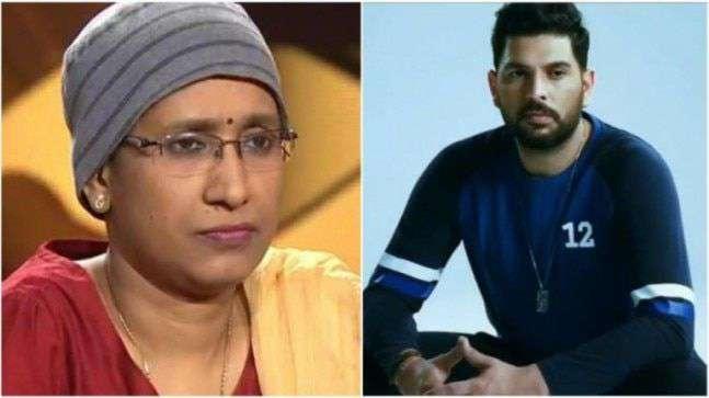 केबीसी में कैंसर पीड़ित महिला की कहानी सुनकर भावुक हुए युवराज सिंह ट्वीट कर कही यह बात